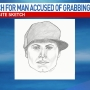 Police searching for suspect who grabbed teen