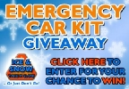 2016 Emergency Car Kit Giveaway Sweepstakes