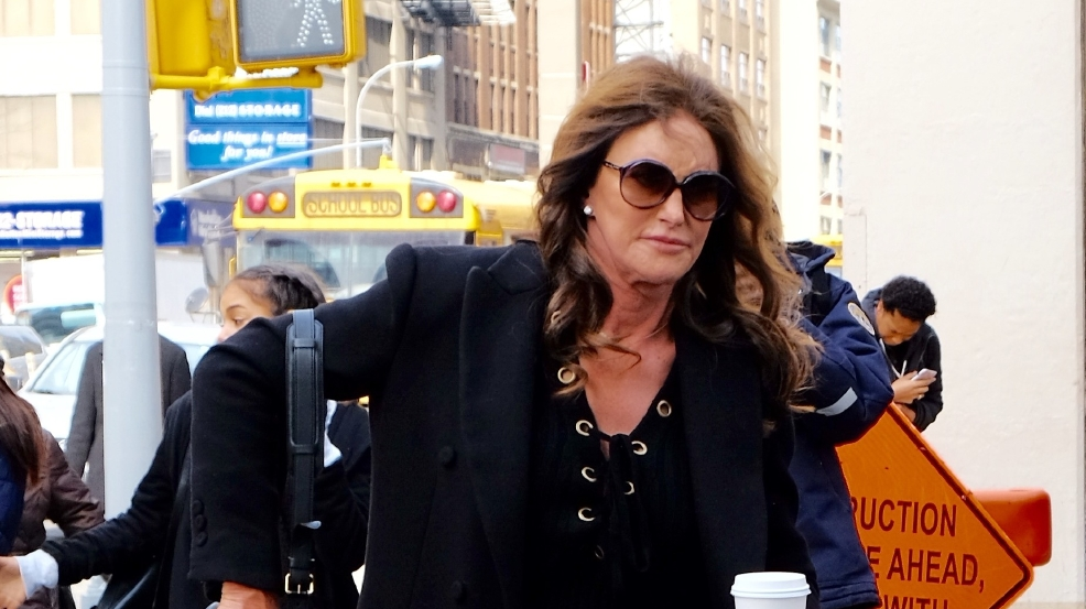 Report: Caitlyn Jenner sues driver involved in deadly Calif. crash